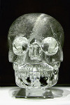Mysterious Crystal Skull